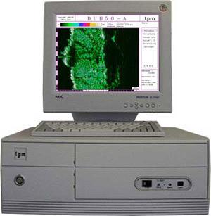 ультразвуковой сканер кожи Skinscanner DUB 1998